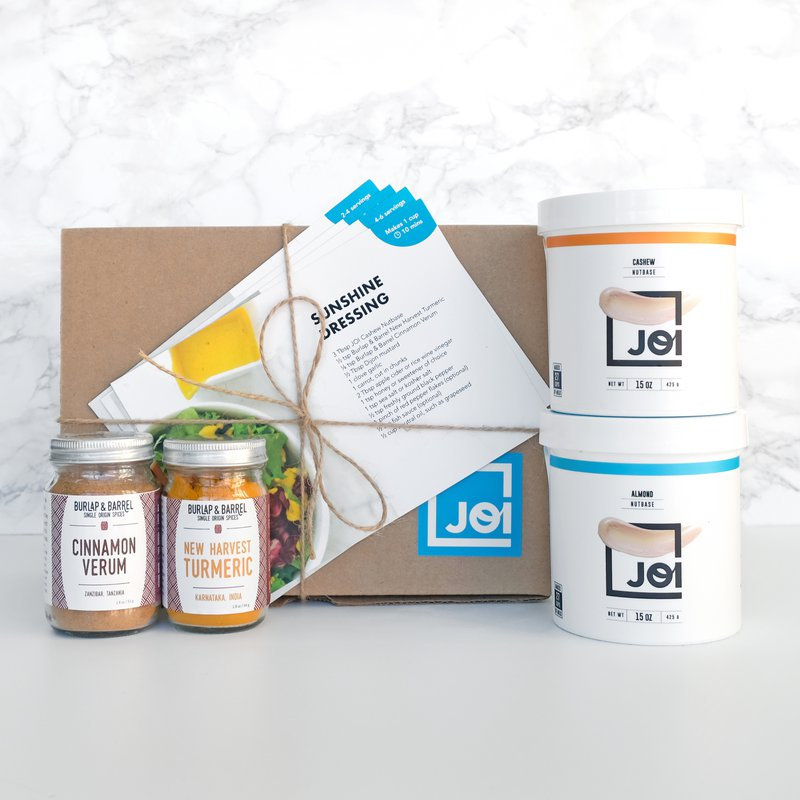 JOI x Burlap & Barrel Co-branded Cooking Kit